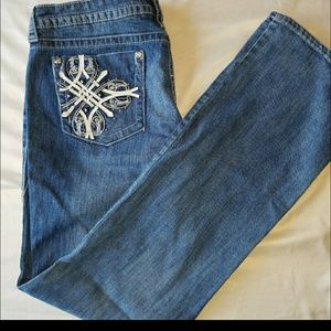 A.N.A bling Bootcut Jeans